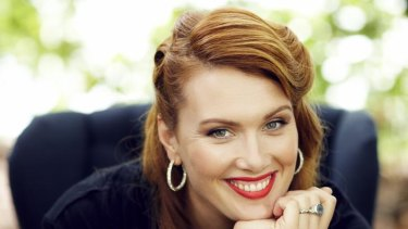 Clare Bowditch finds joy in not sweating the small stuff.