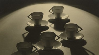 Teacup ballet, 1935, by Olive Cotton