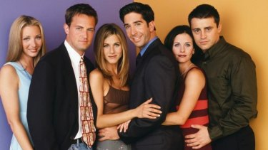 All 236 episodes of <i>Friends</i> will be streamed on Stan.