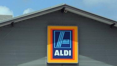 Growing: Aldi is enlarging its footprint in Australia.