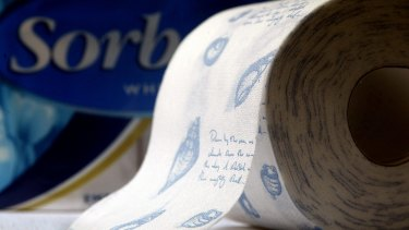 The toilet paper wars have led to the maker of Sorbent dumping its forecast