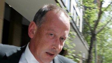 Greedy ... Philip James Roper leaves court in 2006.