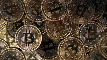 Bitcoin has risen by about 75 per cent since October alone.