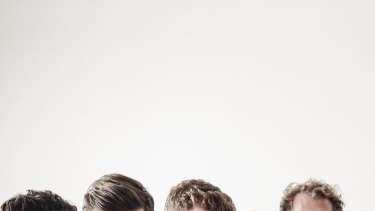 The Rubens's Hoops voted the most popular song on Triple J in 2015
