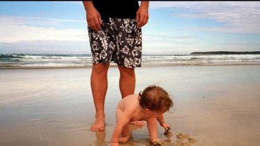 Men are being urged to learn more about the risks of older fatherhood.