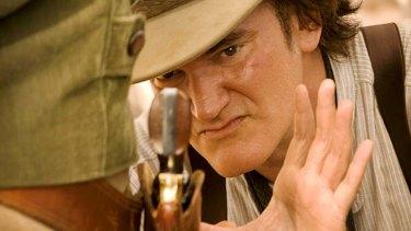 Lost the plot ... Quentin Tarantino.