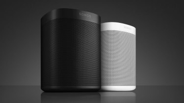 B.One Hub plays nicely with Sonos speakers, as the new Sonos One brings Amazon and Google's smart assistant into your home.