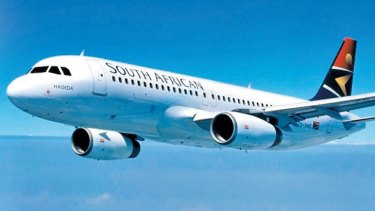 Blue skies: but Qantas only won half the extension it sought for the South African Airlines deal.