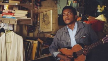 Husky voiced Benjamin Booker delivers a brilliant blend of north and south.