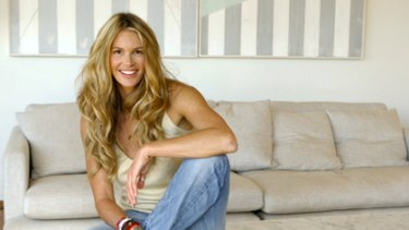 Banter balls-up? ... Elle Macpherson forced to retract claims that she uses banned rhino remedy.