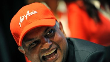AirAsia boss Tony Fernandes is often referred to as the Richard Branson of south-east Asia.