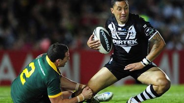 Should New Zealand captain Benji Marshall be eligible for Origin?