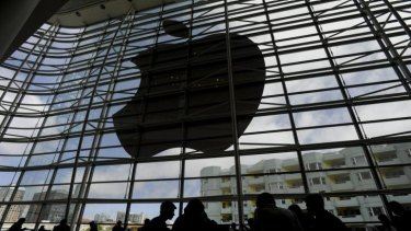 Apple stock that has gained more than 3,500 per cent in the past decade and became the most valuable company in US history two years ago, before adjusting for inflation.