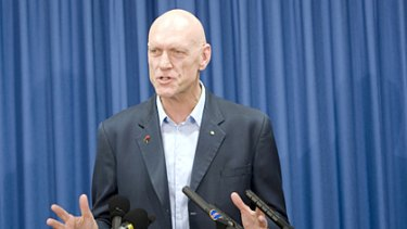 'The greener your home is, the more cash you'll save' ... Federal Environment Minister Peter Garrett.