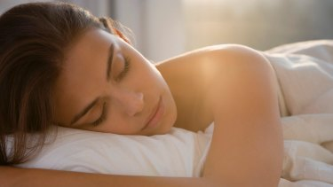 Sleep freely: Nudist nights.