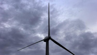 Gloom sets in for renewable energy sector.