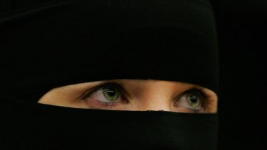 The Burqa.