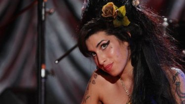 Died young: Forget the ''27 Club'', the supposed ''fatal'' age for rock and pop stars, which includes Amy Winehouse.