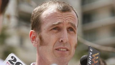 Queensland freelance journalist Nigel Brennan returns home in December 2009 after his lengthy hostage ordeal at the hands of Somali pirates.