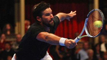 New captain ... Pat Rafter