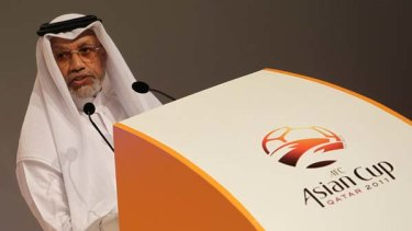 'You should expect more of this hidden war against your bid' ... Mohammed Bin Hammam.