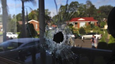 Black-market dealings: The rise in firearm theft in NSW may be linked to the increase in the number of shootings across the city.