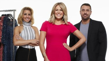 Samantha Armytage Crashes The Truck In Bringing Sexy Back