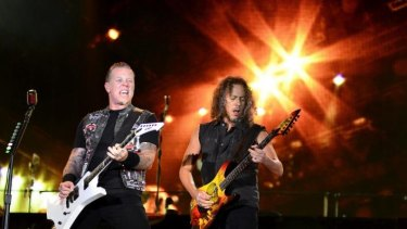 Those who enjoy listening to Metallica's <i>Enter Sandman</i> rate highly as a 'systemiser' - you have an interest in understanding the rules that underpin systems like car engines or the weather, according to the study.