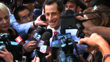 Anthony Weiner, the politician at the centre of documentary <i>Weiner</I>, is afflicted with the misapprehension he can talk his way out of anything.