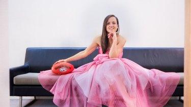 "Daisy Pearce: ""The best woman AFL footballer in Australia."""