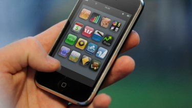 Pay as you go: Mobile banking is taking hold.