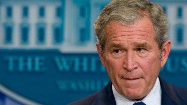 """Emails """"newsworthy"""" ... George W. Bush."""