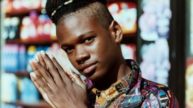 """Shamir Bailey: """"I had to be my own thing to keep sane and stay happy."""""""