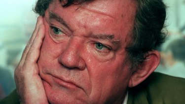Eloquent criticism ... Robert Hughes's fame was only enhanced by his colourful attack.