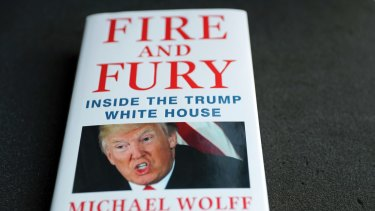 Michael Wolff's Fire and Fury describes the Trump administration in gossipy detail.