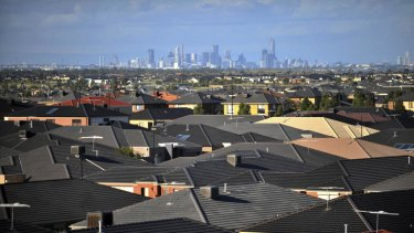 Urban sprawl: 'We have to tackle the liveability challenges.'