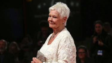 Dame Judi Dench added her voice to the growing number of actors speaking out against Harvey Weinstein.