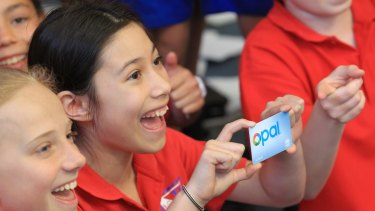 The moratorium on students travelling without a School Opal card has been extended for a second time to next Monday.