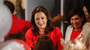 Despite exit and opinion polls showing Labor would win at least the 47 seats it needed to form a majority government in the 93-seat state parliament, counting showed it was still at least six seats off.