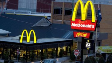EFTPOS machines in McDonald's restaurants have been targeted in the skimming scam.