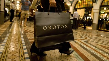 Oroton's board hasn't managed to find a viable way out of the retailer's financial woes.