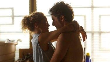Kate Hudson and Zach Braff in <i>Wish I Was Here</i>.