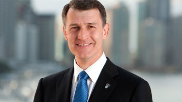 Graham Quirk looks set to return as Brisbane lord mayor.