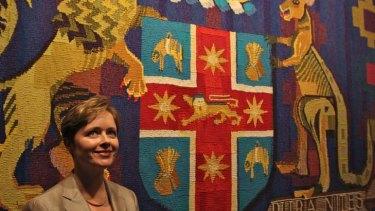 Shared belief … member for Mulgoa, Tanya Davies, says faith brings opposing members together.