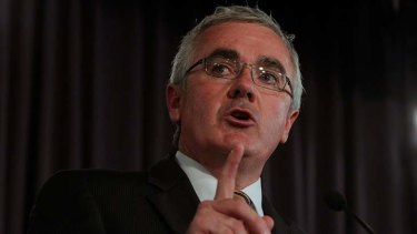 Anti-gambling: Independent MP Andrew Wilkie.