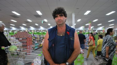 The godfather of spuds Tony Galati will have to pay $40,000 in fines after been found contempt of court.