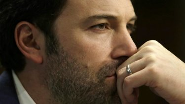 'I was embarrassed' ... Ben Affleck admits of Facebook his motives behind lobbying against revealing details about a slave-owning ancestor.