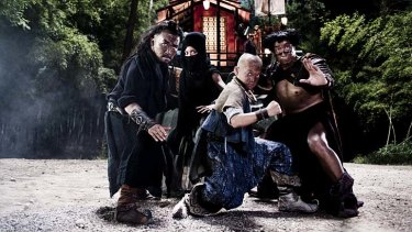 Stephen Chow's Journey to the West: Conquering the Demons.