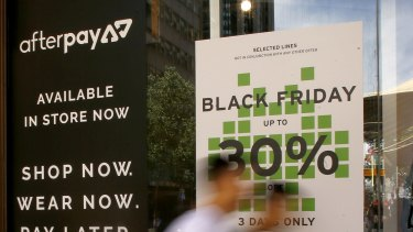 Early retail boost: Fashion, phones and holidays top Australian Black Friday sales.