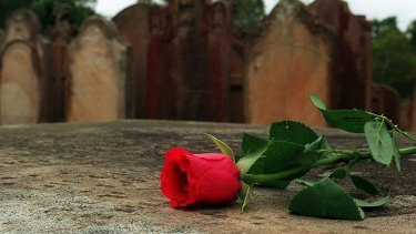 Burials are taking a back seat to cremations in Brisbane.